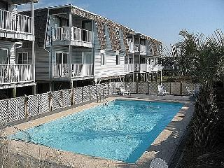 Ocean Isle Villas B4 - Heaven's Haven