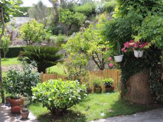 Apartment  with beautifull garden