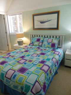 Second Floor Master Bedroom Suite with Private Full Bathroom