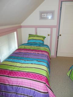Another Single Bed in 3rd Bedroom