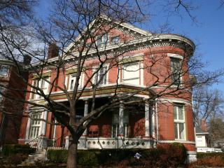 Historic Mansion in Cherokee Triangle, Louisville