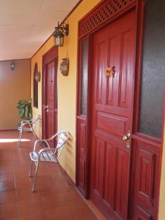 1 room Apartments Balcony