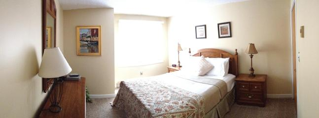 Panoramic View of Guest Room