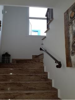 Stairs leading to the 3 Bedrooms on First floor!!!