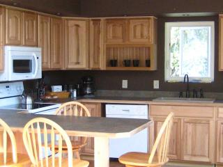 Fully equipped kitchen - just bring your own food.