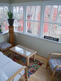 2nd Floor Sun Room