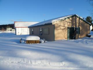 Sportsman and snowmobile Rental Cabin, Frederic
