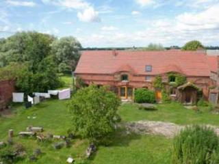 Vacation Apartment in Angermünde - 398 sqft, countryside, quiet, comfortable (# 4893), Angermunde