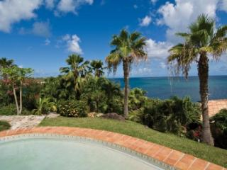 Sensational Cliff Top Villa in Terrres Basses, St. Maarten/St. Martin