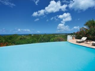 7 Bedroom Villa with Infinity Pool overlooking Long Beach, St. Maarten-St. Martin
