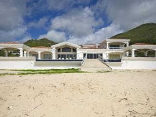 6 Bedroom Beachfront House on Guana Bay, St-Martin/St Maarten
