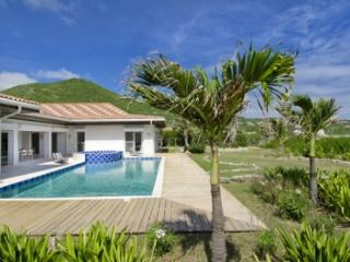 Enchanting 5 Bedroom Villa with Private Pool in Guana Bay, St. Maarten-St. Martin