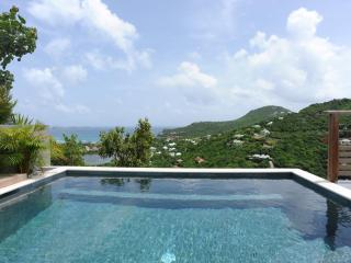 2 Bedroom Villa with Panoramic View of Saint Jean Bay, St. Jean