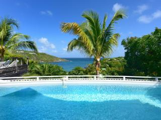 Modern 3 Bedroom Villa with Ocean View in Marigot