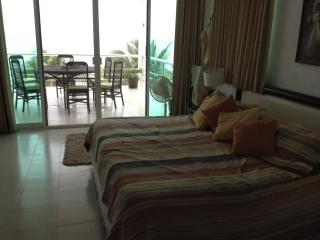 Villa MercedesI 5 bedrooms house with pool, Wifi and Satelital a TV ., Chicxulub