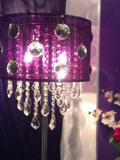 Beautiful stand light