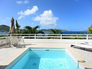 Beautiful 2 Bedroom Hillside Villa in Pointe Milou