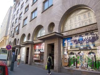 3 bdr apartment on Revolucni street, Praag