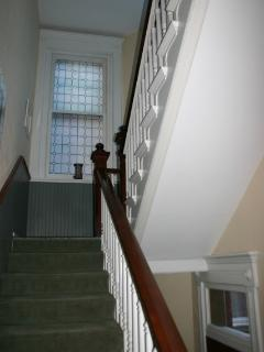 Stairwell to Tree House