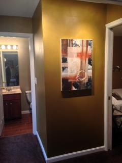 Downstars Suite Hallway