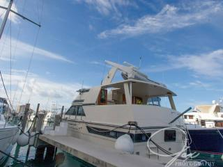 Fabulous & Spacious Yacht Ready For You To Unplug, Miami Beach