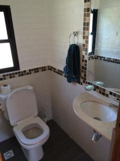 second bathroom on main floor