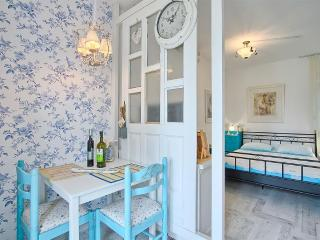 Comfortable and fully equipped Blue studio in very quiet part of Premantura / Istria