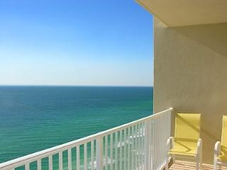 2 Bedroom (plus bunk rm)/3 bath Ocean front condo, Panama City Beach