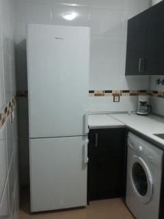 lavadora y frigorifico