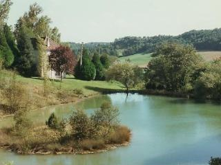 Las Tuillieres 18th Century Manoir., Montaigu-de-Quercy