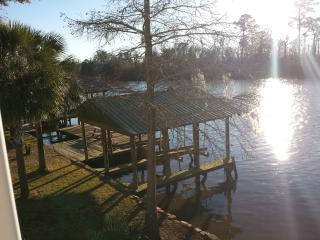 Fish, Boat, BBQ, Sit back, Relax and Enjoy!, Moss Point