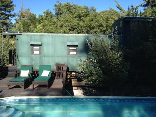 Cozy Wine Country Caboose, Forestville