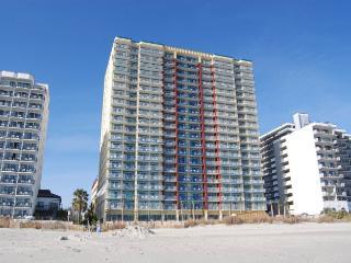 Grand Atlantic - Spacious Oceanfront 4 Bedroom Condo in Myrtle Beach