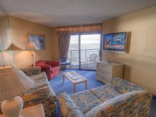 Super Condo Rental at the Sand Dunes North in Myrtle Beach