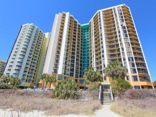 Amazing Patricia Grand Condo by the Ocean in Myrtle Beach