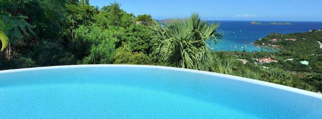 Perfect 3 Bedroom Villa on the Hillside of Saint Jean, St. Jean