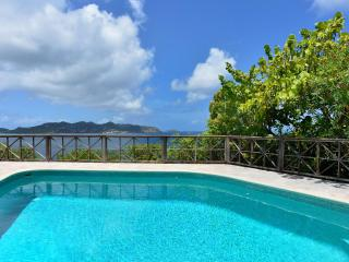 Comfortable 1 Bedroom Villa with Pool & Gazebo in Pointe Milou