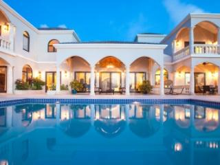 Secluded 4 Bedroom Villa with Ocean View in Limestone Bay, Anguilla