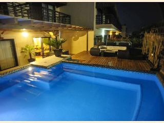 GORGEOUS CONDO with big terrace & private pool-Mamitas Beach