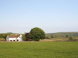 THE CROFT AT BALMAHA, all ground floor, en-suite shower room, garden, in Tideswe