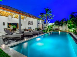 Huge pool, privacy and style