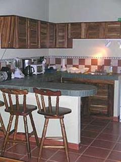 Kitchen with 3 Stool Counter