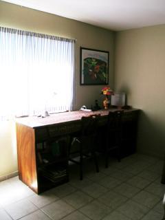 Computer Desk-Downstairs