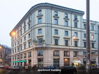 VIRGILIO - Milan Central Luxury Apartment