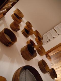 Chalet Maso Doss oggetti antichi