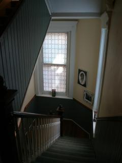 Stairwell To Private Entrance