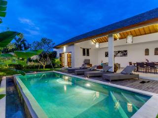 ECHO BEACH VILLA 3, best value, Beachfront !, Canggu