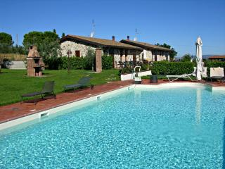 apartments in villa near to Marsciano