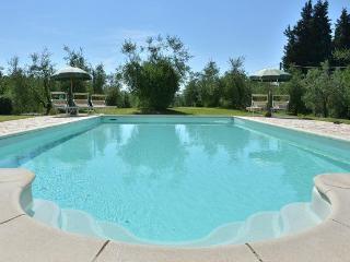 4 bedroom Villa in Montaione, Tuscany, Italy : ref 5477262