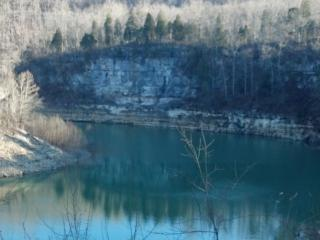 BUCK CREEK ..Lake Cumberland Lakefront on ramp., Somerset
